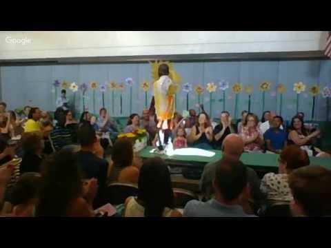 Hanover Kindergarten A-Z Fashion Show