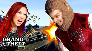 BEAST FEAST IN GTA V (Grand Theft Smosh)