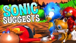 WEIRD SONIC GAME - Sonic Suggests (For Nintendo Switch??)