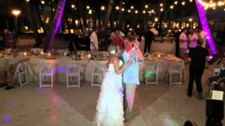 DJ GUNZ Wedding Log:  Mike & Abby at Casa Marina Resort April 2015