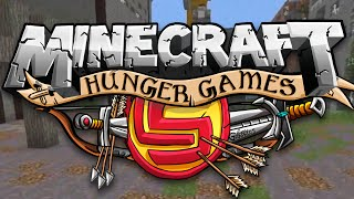 Minecraft: GAME OVER - Hunger Games Survival w/ CaptainSparklez