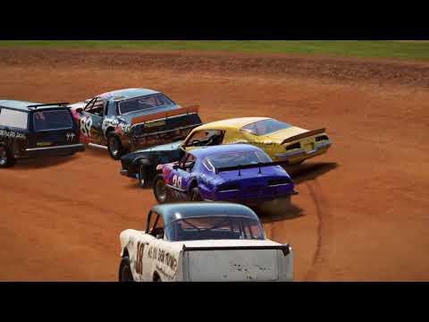 Wreckfest_20190901175054 Bloomfield Speedway Super Stock Heat 1 09.01.2019