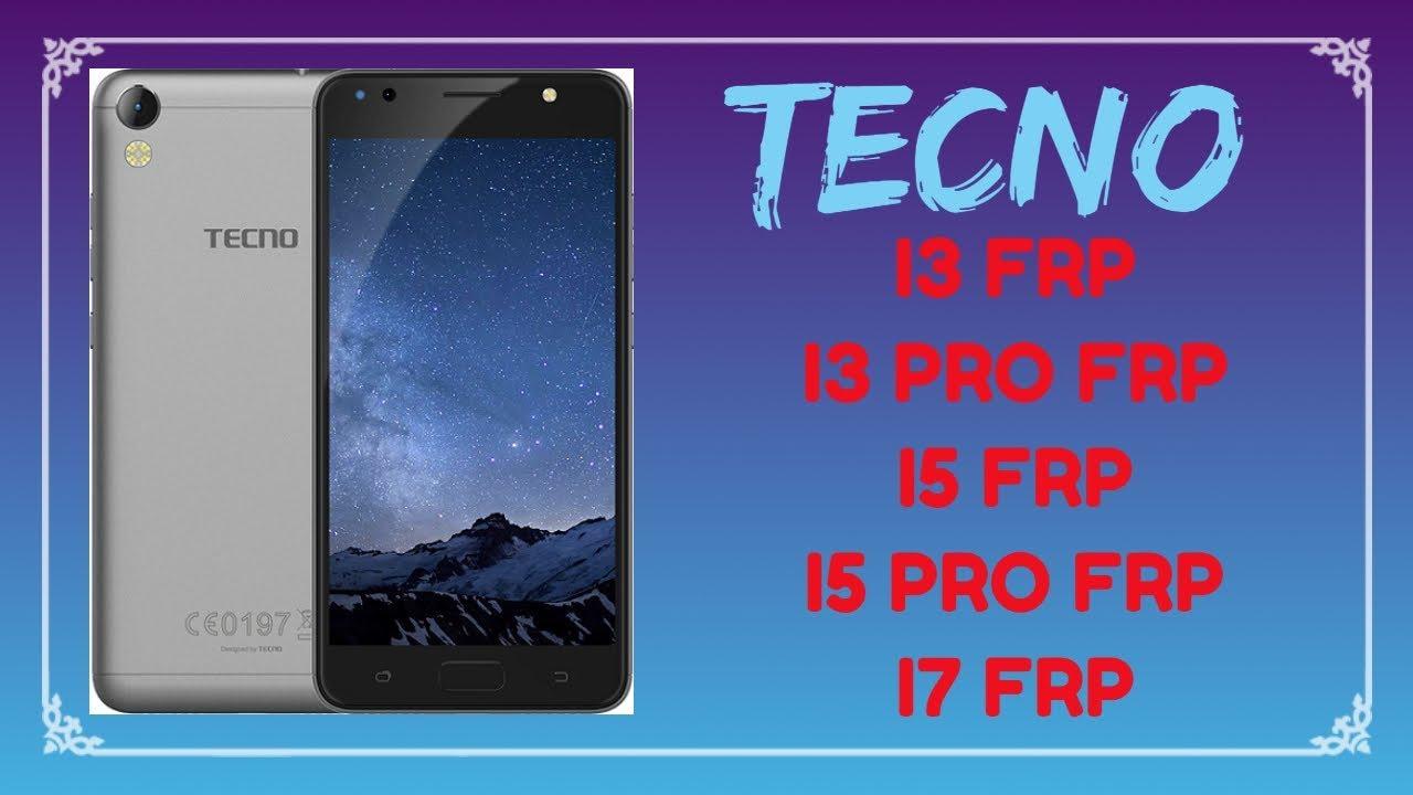 TECNO | I3 FRP | I3 PRO FRP | I5 FRP | I5 PRO FRP | I7 FRP | FRP