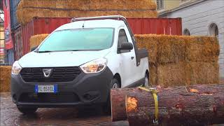 2017 Dacia Dokker PICK UP Interior, Driving Test and Interior