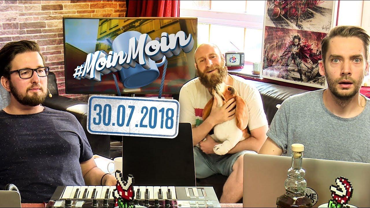 Die Show braucht ein neues Intro! |  Moin Moin mit Mark, Tim und Hannes