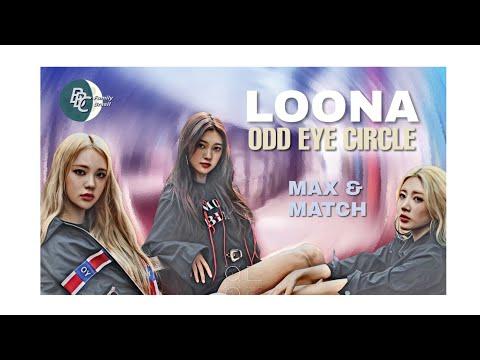 [Full Album] Loona/Odd Eye Circle - Max & Match