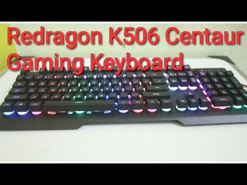 95c5fdd2f28 Under Rs.1500 II Redragon K506 Centaur Gaming Keyboard Unboxing & Review In  Hindi II Dekh Review | Dekh Review
