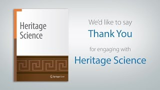 Heritage Science and You
