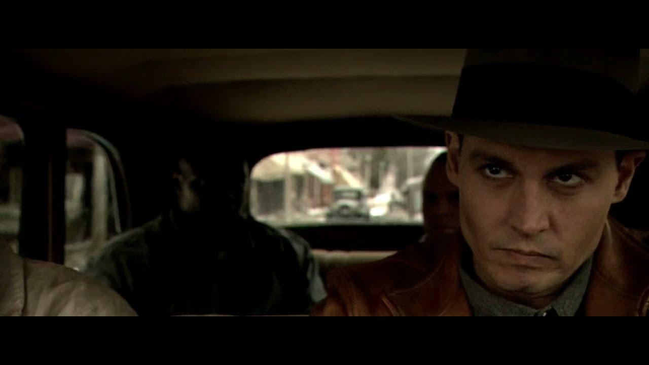 Download John Dillinger Escape Scene From Indiana Jail - Public Enemies (2009)