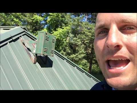 Metal Roof Restoration - All-Clean SoftWash - 503.255.2532