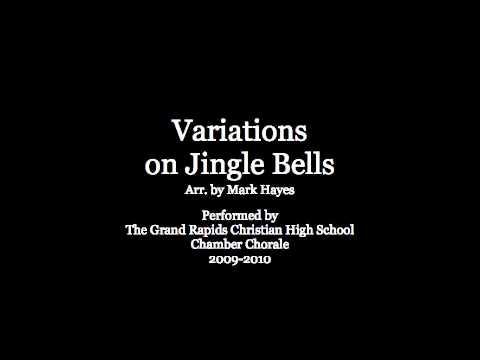 Variations on Jingle Bells