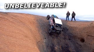 SLAYING Mickey's and Devil's hot tub and Escalator in MOAB! RZR PRO XP X3