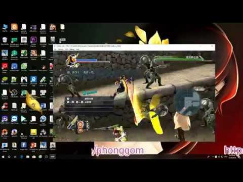 Hướng dẫn Cài Đặt Game Siêu Nhân Trái Cây ( Kamen Rider Battride War II )