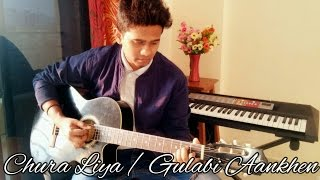 Bollywood Valentine Mashup | Guitar Cover/chords Acoustic Live