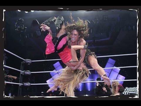 Kitty Highlights WOW Women Of Wrestling