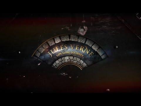 Jules Verne. A life long journey.Trailer/Жюль Верн. Путешествие длиною в жизнь. Трейлер