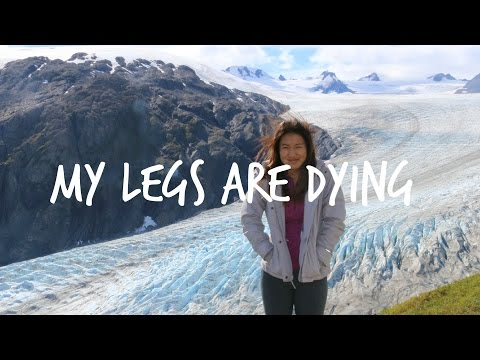 MY LEGS ARE DYING | Alaska Day 3