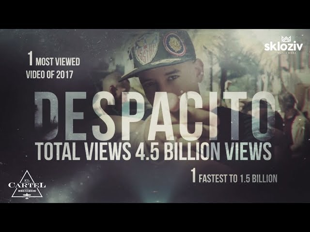 Daddy Yankee - Review 2017 (Sizzle Reel)
