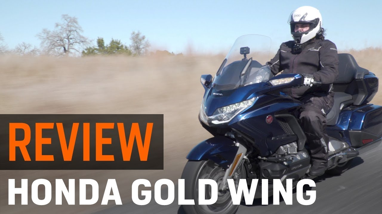 Honda Gold Wing Tour Review at RevZilla.com