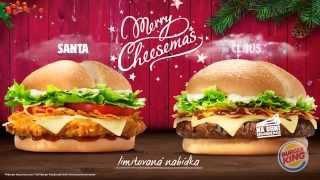 Burger King Merry Cheesemas...
