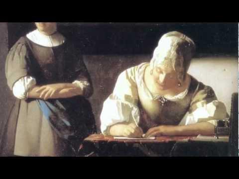 The Letter of Johannes Vermeer
