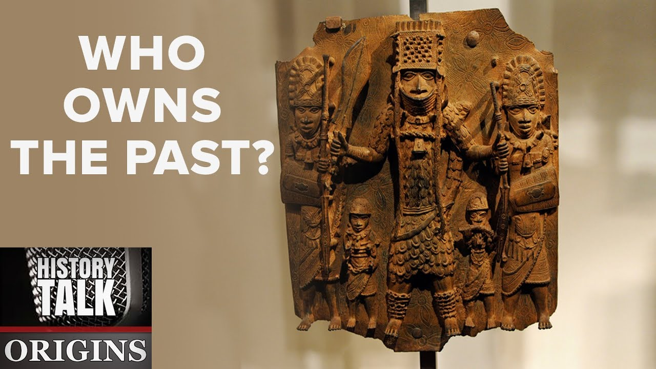 Download Who owns the past? Museums and Cultural Heritage Repatriation (a History Talk podcast)