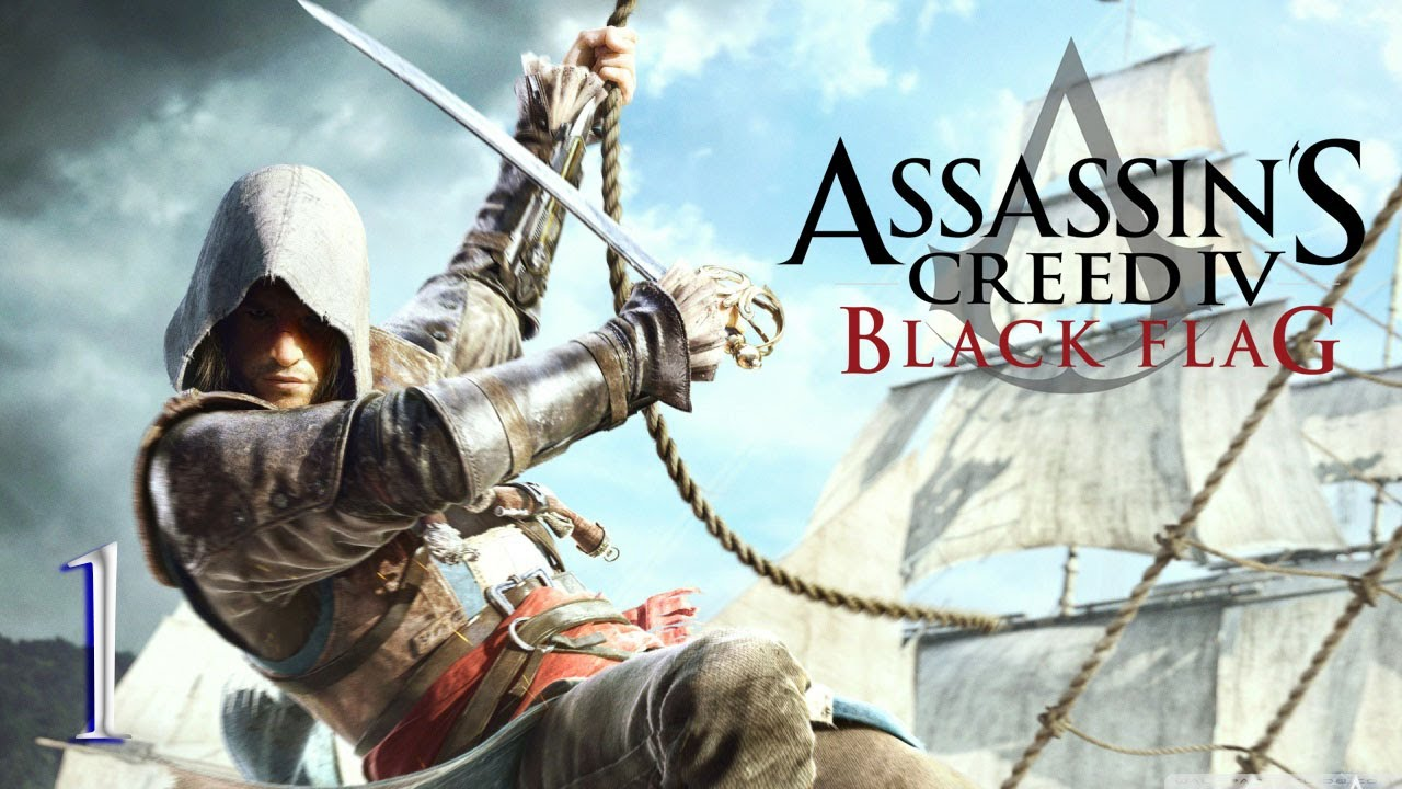 Assassin's Creed IV: Black Flag #1 [PS3] - Poznajmy ...