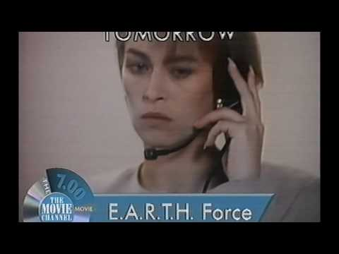 Sky Movies trailers, continuity, with Sky News headlines - 23rd November 1992