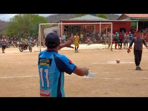 Penalidades: CRUZEIRO DE MALHADINHA (4)0x0(3) INTERNACIONAL DO TABUADO