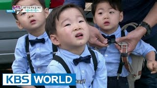 The Return of Superman - Actor Minguk's acting contest