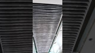 시내버스 미세먼지 필터교환