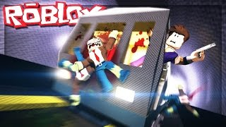 Roblox | Fuggire la metropolitana | Sto terminat jocul!!!