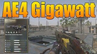 Advanced Warfare النخبة الأسلحة AE4 جيجاواط (Call of Duty AW بندقية البديل)