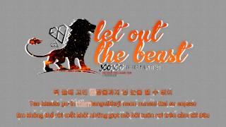Video [Vietsub + Kara] [#5] EXO-K - Let Out The Beast { S-Planet T.A.T } download MP3, 3GP, MP4, WEBM, AVI, FLV Januari 2018