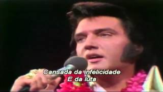 Elvis Presley - The Mountain - Legendado