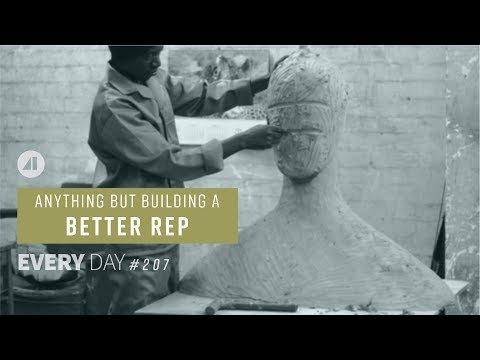 Anything But Building a Better Rep - Episode 207
