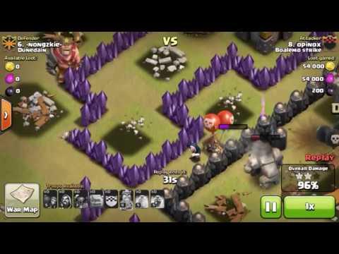 Lucu Clash Of Clans Memiliki Wizard Error