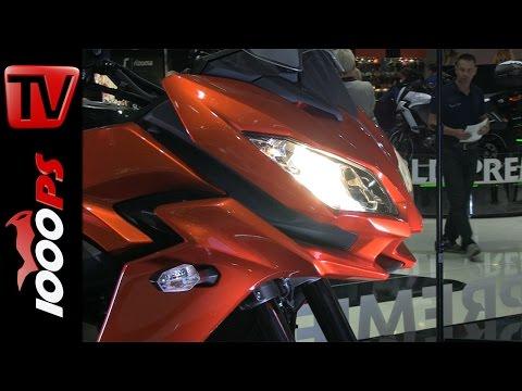 Kawasaki Versys 650 / 1000-2015 | Technische Daten-Details