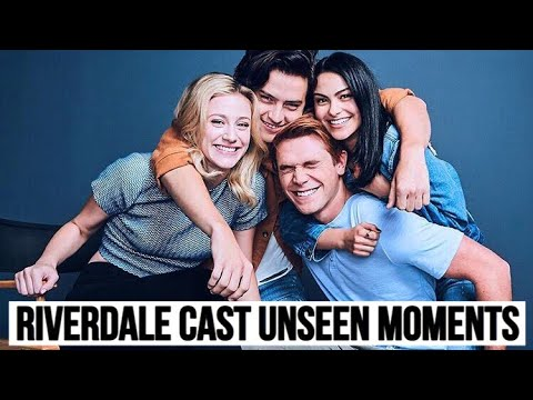 Riverdale Cast | Unseen Moments