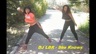 DJ LBR - She Knows - Zumba®fitness with Ira