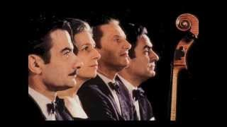 Quartetto Italiano (1970): Brahms String Quartet op. 67 in B flat major