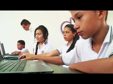 2017 C1804 – 'Misión X' estudiantes de San Jacinto, Sucre simulan ser astronautas