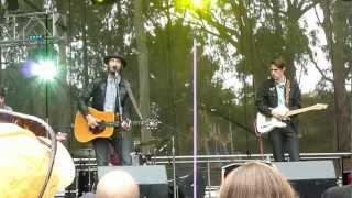 Corey Chisel & the Wandering Sons - Tennessee (Outside Lands 2012)