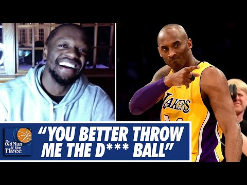 Julius Randle on Kobe Bryant's Reaction When He Said He Wanted to Take A Shot During His Last Game