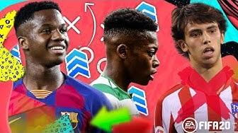 5 NEUE WUNDERKINDER im FIFA 20 Karrieremodus Talente 😍🔥