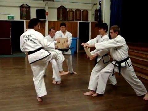 Rhee-Taekwondo