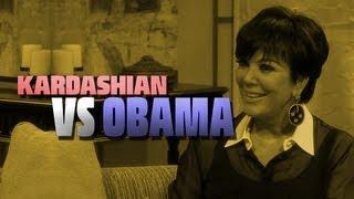 Kris Jenner Fires Back At Obama Over Kim Kardashian