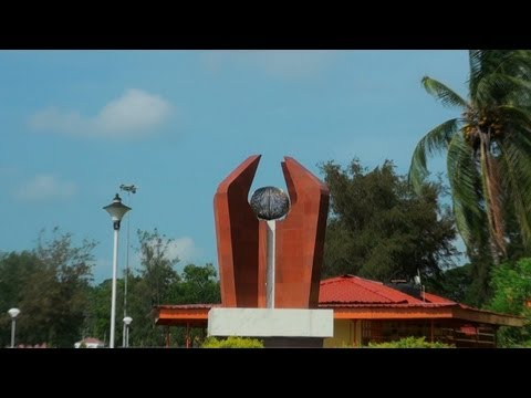 Tsunami Memorial, Port Blair