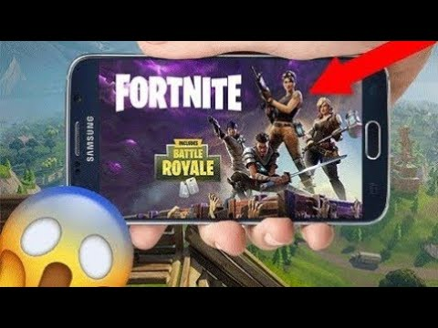 How To Download Fortnite On Android (android 7.0 Required)