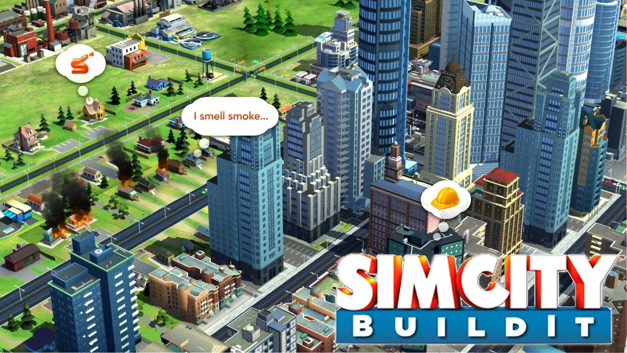 Sim City Buildit Ios Amp Android Game Analysis Youtube